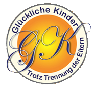 Glückliche Trennungskinder Logo